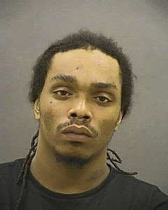 Jerrod Battle charged with murder in Baltimore City