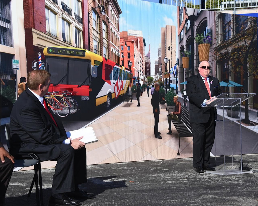 Maryland Gov. Larry Hogan on mess Baltimore has made of transit