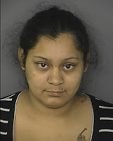Nancy P. Arriaza DUI arrest on 081915 by Deputy M. Pleisse St. Mary's Sheriff