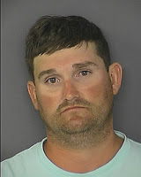 Todd D. Ham, Jr. of Alabama DUI arrest on 090315 by St. Mary's Sheriff's Dep. J. Smith