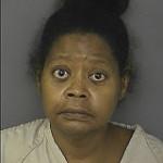 Sharon Ruth Cherry DWI arrest on 122815 by St. Marys Sheriff Deputy J. Smith