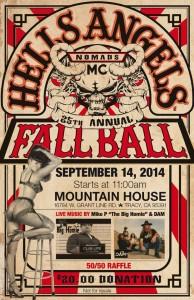 Hells Angels Fall Ball