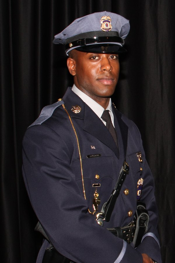 Prince Georges County Police Officer Jacai Colson killed in armed attack on Landover Md. police station March 13, 2016. photo PG Police