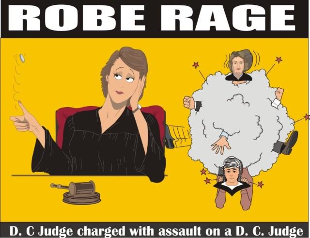 Robe Rage