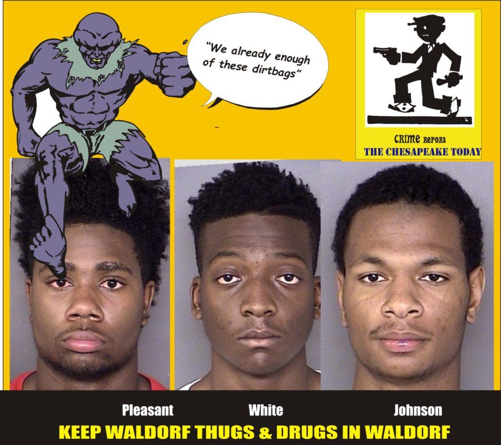 keep waldorf drug dealers in waldorf
