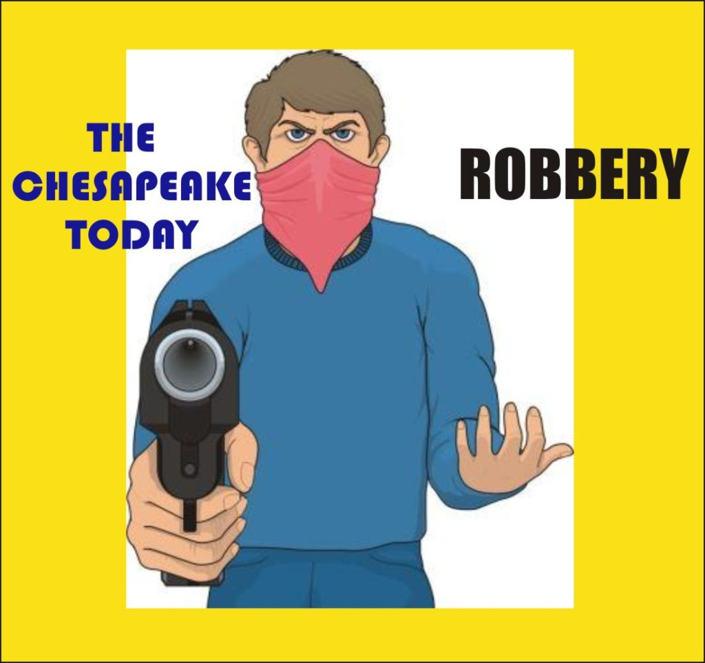 Robbery graphic