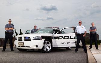 alexandria-police