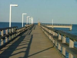 Point Lookout fishing pier