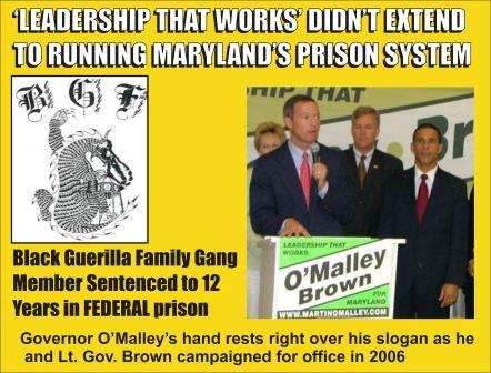 Black Guerrila Family gang member sentenced to 12 years O'Malley