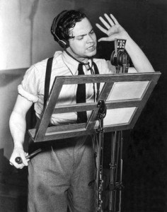 Orson Welles radio shows from 1937 and 1938