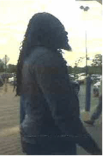 Bigfoot wanted in passing hot money all over Maryland.