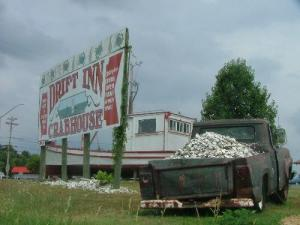 Captain Leonard's Oyster Truck and Buyboat