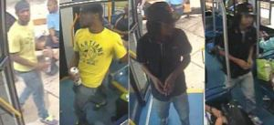 Suspects in a robbery in Lanham Maryland.  Call PG Police if you know these dirtbags.