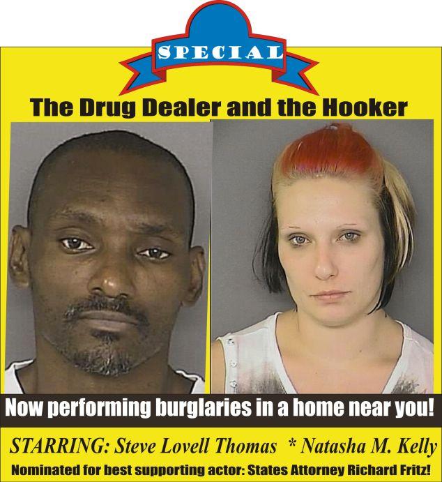 The Drug Dealer and the Hooker
