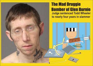 Todd Wheeler sentenced to prison