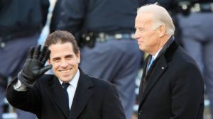 "Hunter Biden tossed out of Navy for cocaine but instead of going to prison he went to work as an investment banker due to ""white privilege"" for elite liberals."