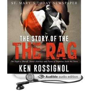 The Story of The Rag aud cov
