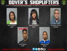 Dover Police Announce 11 Drug Arrests - Year of Clean Water