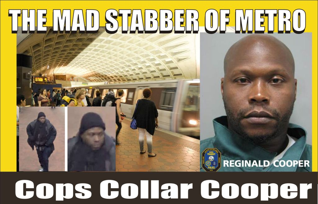 Mad Stabber of Metro