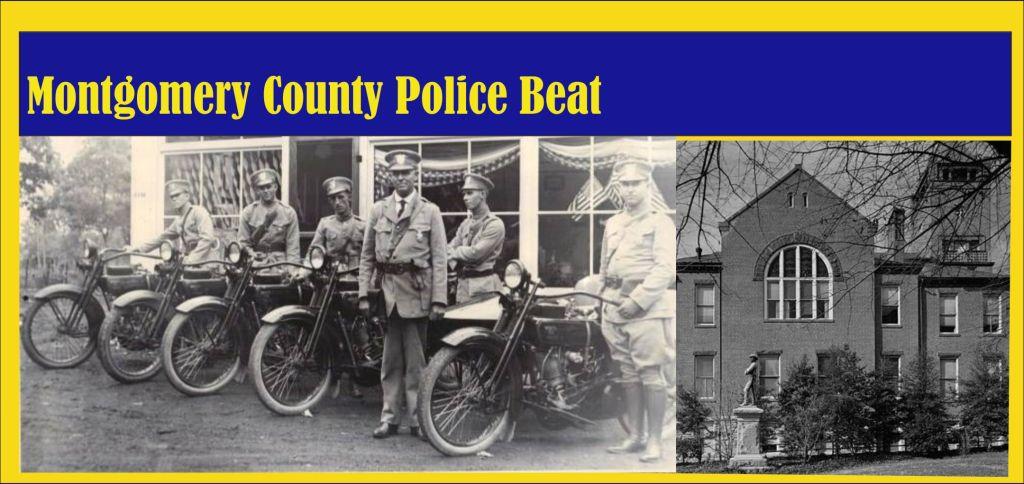 Montgomery County Police Beat