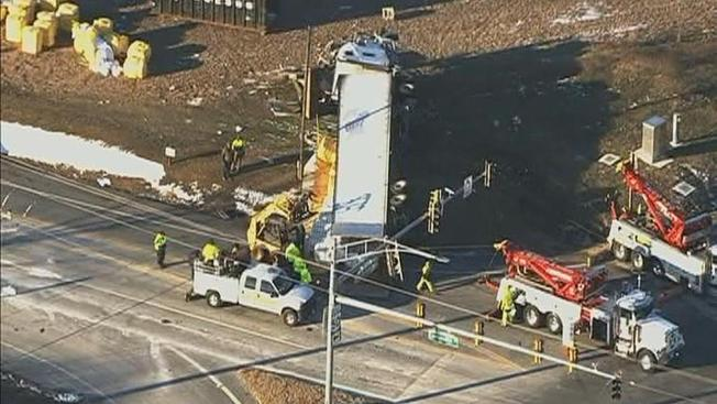 Family of five killed in crash photo courtesy NBC Washington