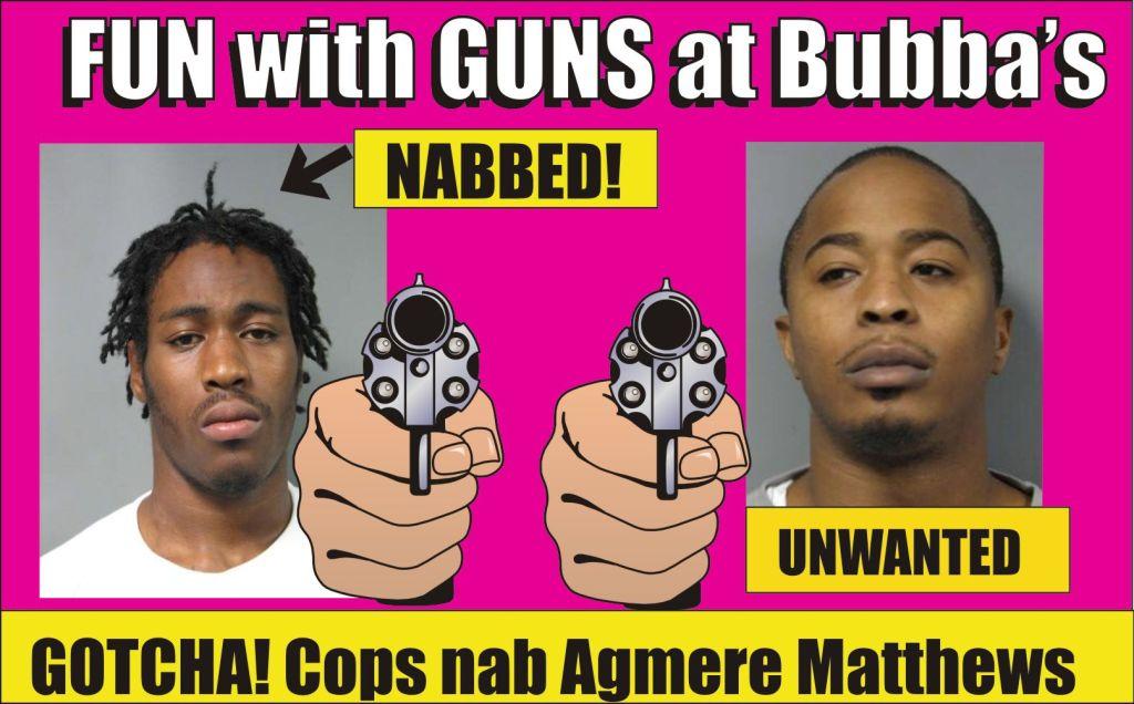 Fun with Guns at Bubbas Dover Police