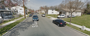 Shooting on South Queen Street in Dover Del 042815