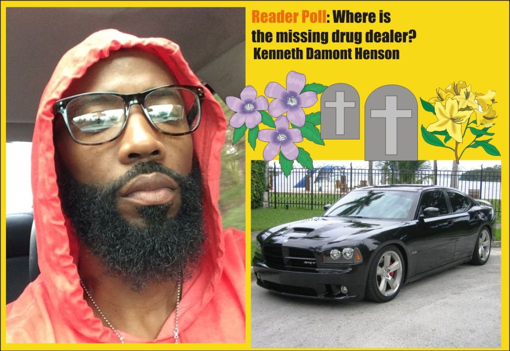 Kenneth Damont Henson sought by cops in Baltimore