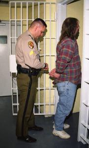 Maryland State Police Frederick Barrack DUI arrest