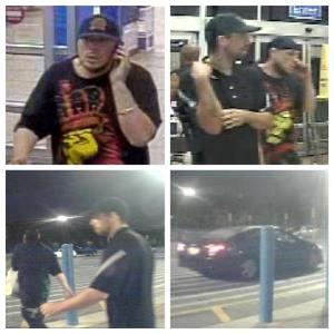 Burglars using stolen credit cards in Anne Arundel County