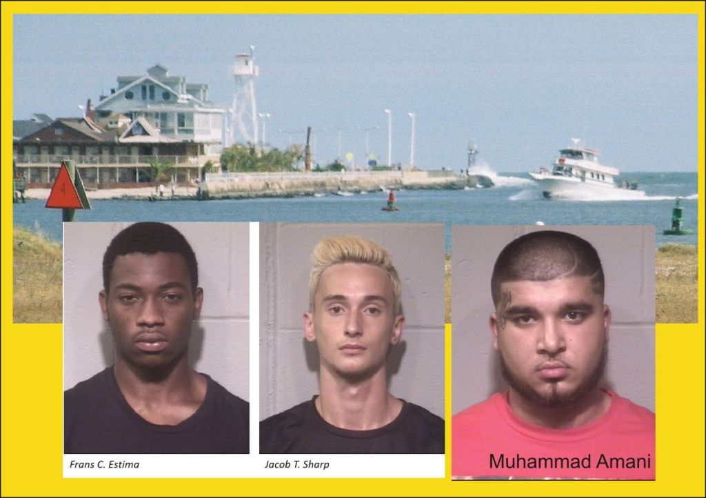 Crime never stops at Ocean City with drug dealers and armed thugs roaming the boardwalk