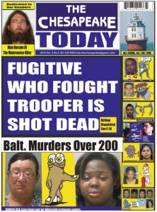 The Chesapeake Today now on newsstands in Virginia, Delaware and Maryland and also at AMAZON in Kindle