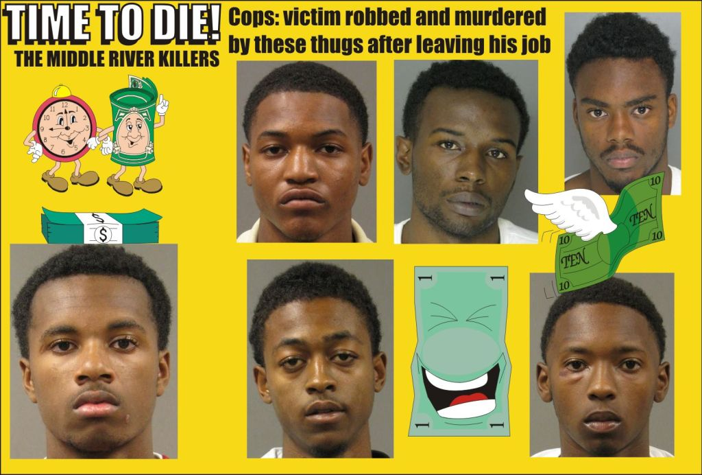 Middle River Killers