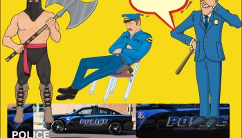 DWI HIT PARADE: Prince George's County Police Didn't Can This Bozo