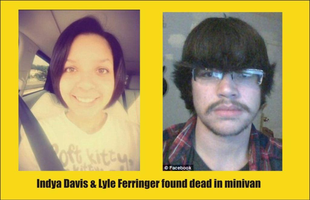 Woodbridge teens found dead in minivan