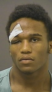 Jawon Johnson charged with armed robbery assault with gun in armed carjacking Bolton Hill