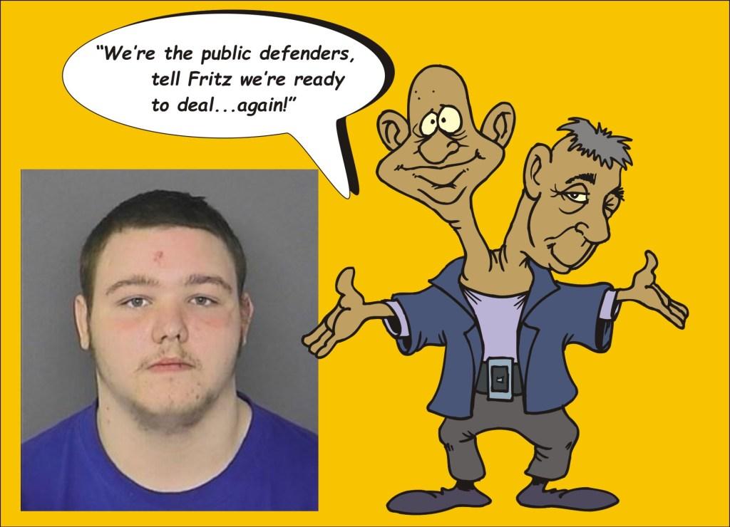 Donald Leo Parks serial sex offender 122915