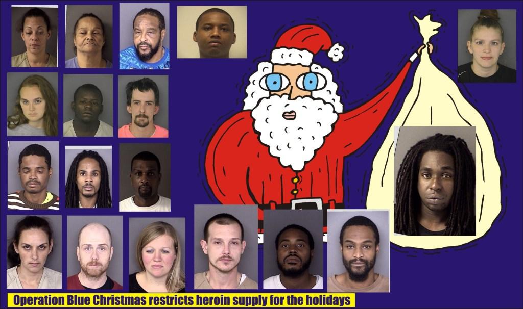 Operation Blue Christmas
