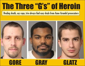The Three G' of Heroin
