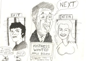 Glendening ExWife & Jennifer Mistress Wanted 2-5-2002