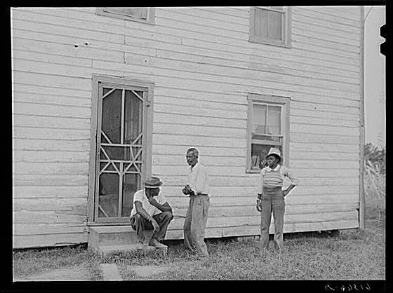 John Barnes and sons in Ridge