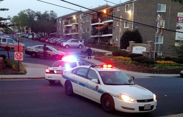 Murder near area of Hil Mar Drive and Walters Lane in Forestville, Md. on 042616 one dead, three wounded PGPD