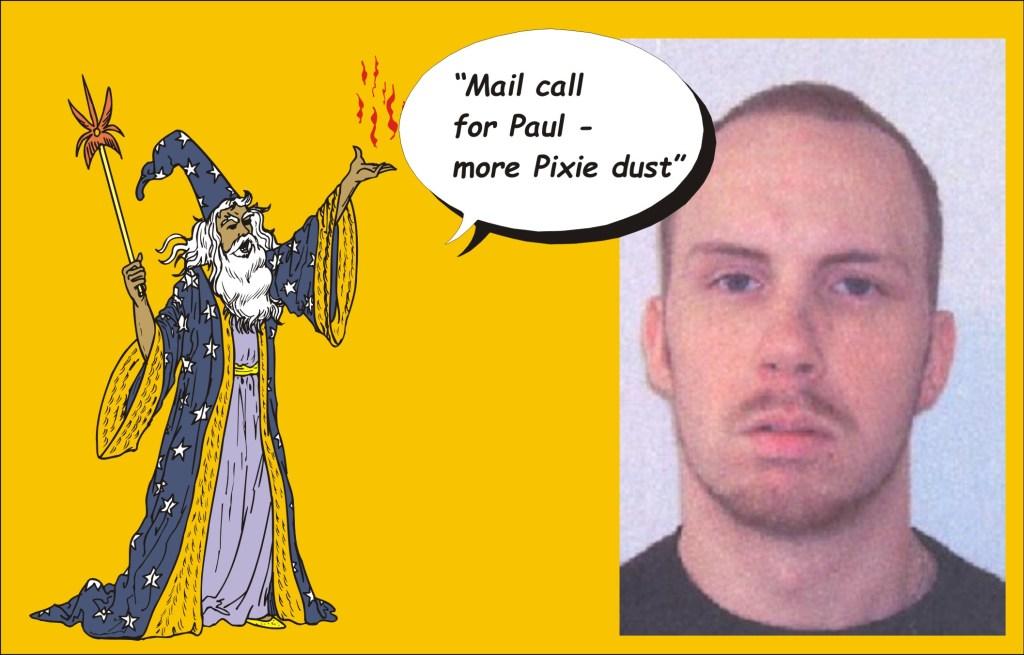 Paul Panholzer drug rap