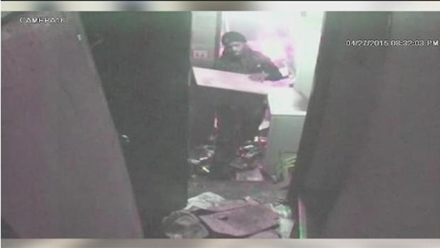 Arson Baltimore Riot Darius Robert Stewart gets 5 years in federal prison 080616