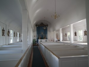 St. Francis Xavier Church in Compton, Md. THE CHESAPEAKE TODAY photo