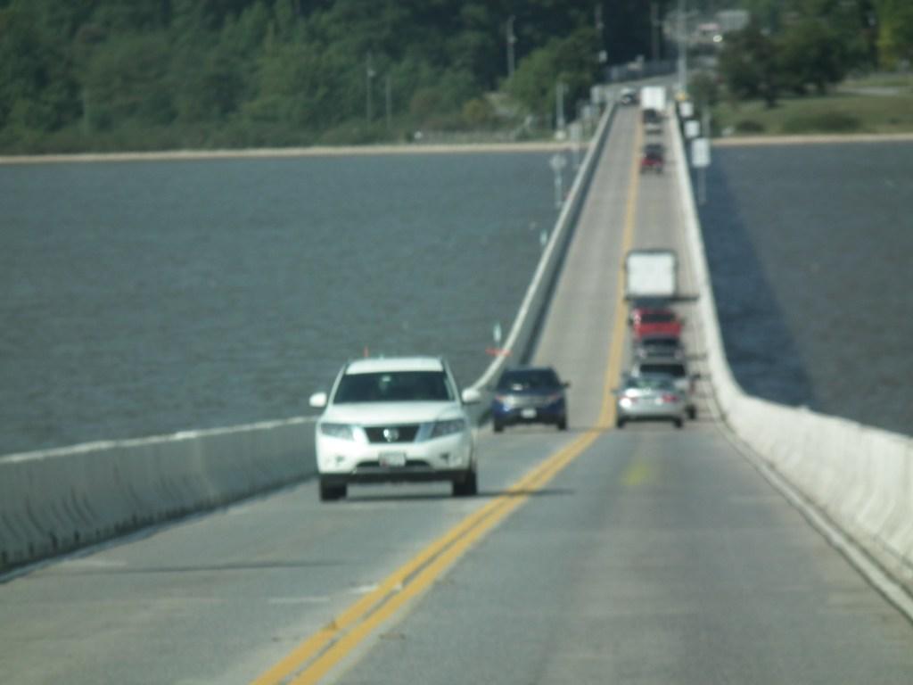 Gov-Harry-W-Nice-Bridge-301-Potomac-River. THE CHESAPEAKE TODAY photo