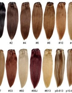 Which colours suit skin tones also colored hair extensions for braiding weaving clamping  twisting rh the complete peruke guide