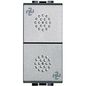 Light Tech Comando Ventilazione 1-0-2 Nt4027Vmc