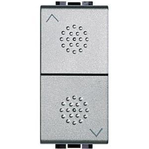 Light Tech 2 Pulsanti No Interbloccati Nt4037
