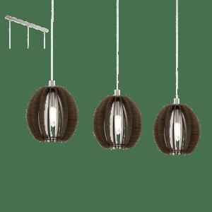 Lampada sospensione COSSANO 94641 EGLO